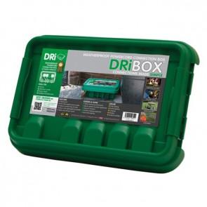 Vandtæt samleboks DRiBOX - Medium, Grøn