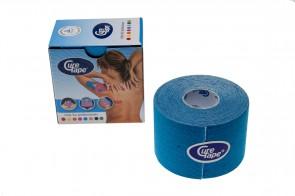 Curetape terapeutisk tape Blå 5cm x 5m i professionel kvalitet